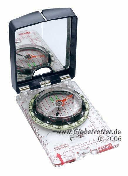 Recta DS 50G compass -- ©Globetrotter 2006