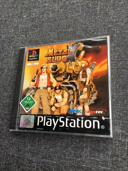 Metal Slug X (PS1) -- via Amazon Partnerprogramm