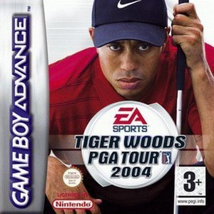 EA Sports Tiger Woods PGA Tour 2004 (GBA)