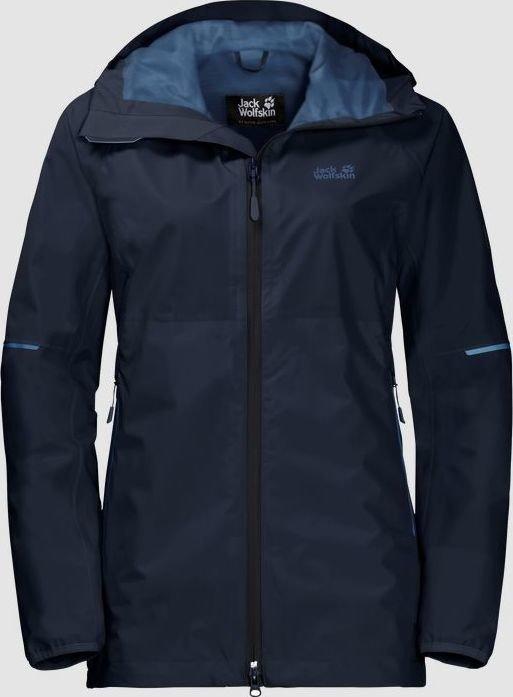 Jack Wolfskin Sierra Pass Jacke midnight blue (Damen) (1110101 1910) ab € 129,99