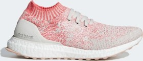 adidas Ultra Boost Uncaged raw white/shock red (Damen) (B75863)