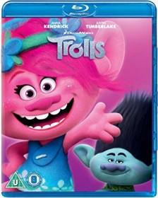 Trolls (Blu-ray) (UK)