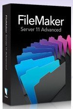 Filemaker: Filemaker Server 11.0 advanced (English) (PC/MAC) (TY369Z/A)