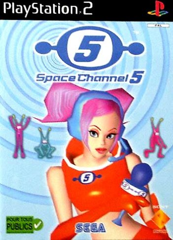 Space Channel 5 (niemiecki) (PS2) -- via Amazon Partnerprogramm