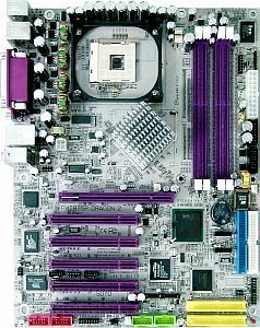 Soyo SY-P4I875P Dragon 2, i875P (Platin oder Black, dual PC-3200 DDR)