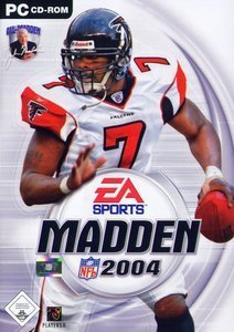EA Sports Madden NFL 2004 (German) (PC)