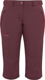VauDe Farley Stretch Capri II Hose 3/4 prunella (Damen) (04578-898)