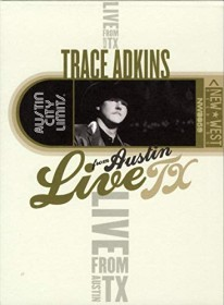 Trace Adkins - Live From Austin, TX (DVD)
