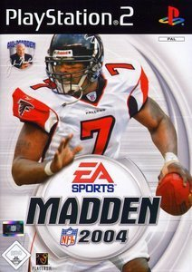 EA Sports Madden NFL 2004 (German) (PS2)