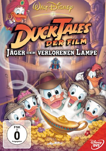 Ducktales - The Movie -- via Amazon Partnerprogramm
