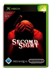 Second Sight (niemiecki) (Xbox)