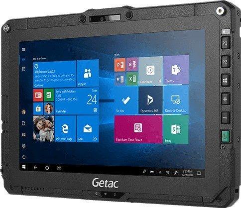 Getac UX10 G1 LTE, Core i5-8265U,  8GB, 256GB SSD, Digitizer, GPS, Antennenanschluss, Windows 10 Pro (UL21ZDWIX2XX)
