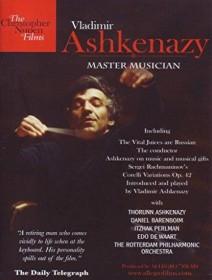 Vladimir Ashkenazy - Master Musician (DVD)