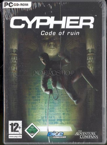 Cypher: Code der Verdammnis (German) (PC) -- via Amazon Partnerprogramm