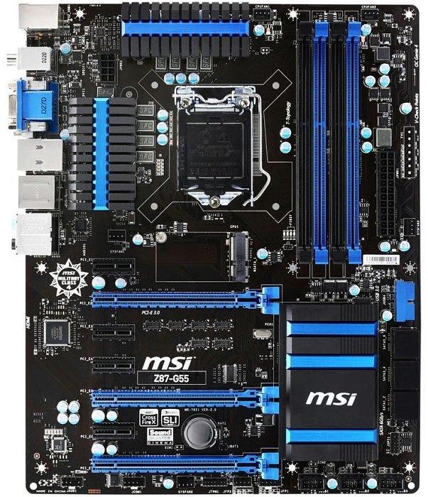 MSI Z87-G55 (7821-010R)