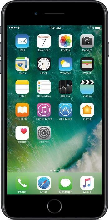 Apple iPhone 7 Plus 256GB schwarz