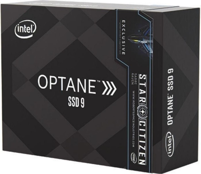 Intel Optane SSD 905P + Star Citizen 480GB, U.2 (SSDPE21D480GAM3)