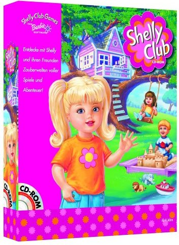Barbie: Shelly Club (niemiecki) (PC) -- via Amazon Partnerprogramm