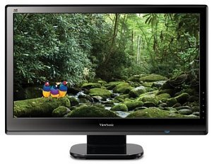 ViewSonic VX2453mh-LED, 23.6""