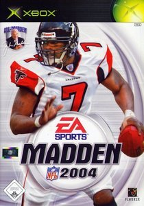 EA Sports Madden NFL 2004 (deutsch) (Xbox)