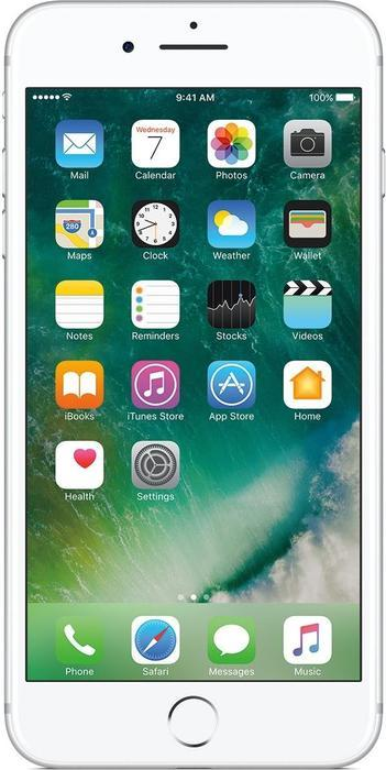 Apple iPhone 7 Plus 256GB silber
