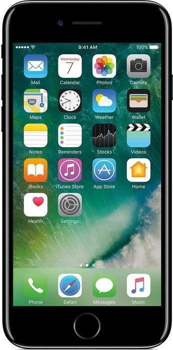 Apple iPhone 7 128GB diamantschwarz