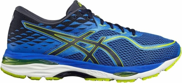 42d002b37e22 Asics gel-Cumulus 19 directoire blue peacoat energy green (men ...