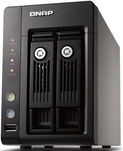 Qnap Turbo station TS-259 Pro, 2x Gb LAN