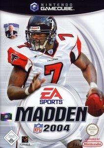 EA Sports Madden NFL 2004 (niemiecki) (GC)