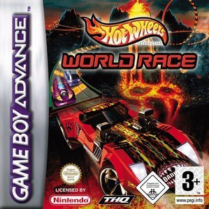 Hot Wheels World Race (GBA)