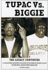Tupac Shakur - vs. Biggie