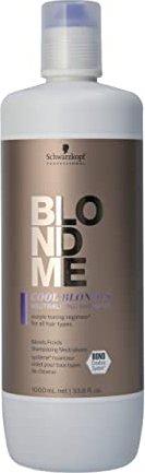 Schwarzkopf Professional BlondMe Cool Blondes Enhancing Bonding Shampoo 1000ml -- via Amazon Partnerprogramm