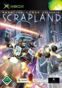 Scrapland (deutsch) (Xbox)