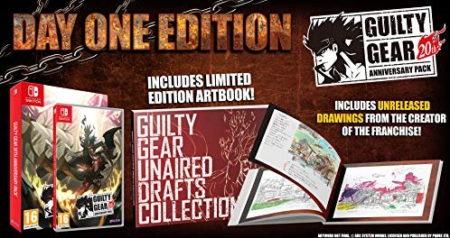 Guilty Gear - 20th Anniversary Pack (Switch)