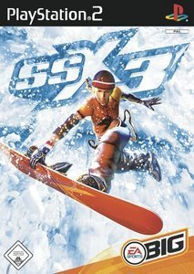 SSX 3 (German) (PS2)