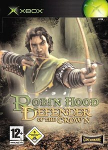 Robin Hood: Defender of the Crown (niemiecki) (Xbox)