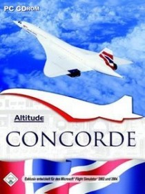 Flight Simulator 2004 - Altitude Concorde (Add-on) (PC)