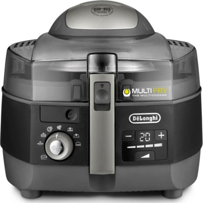 DeLonghi FH 1396/1 BK Multifry Extra chief Plus hot air fryer black
