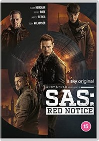S.A.S. Red Notice (DVD)