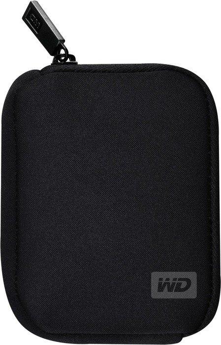Western Digital WD My Passport Neoprene case black (WDBABK0000NBK-WRSN)