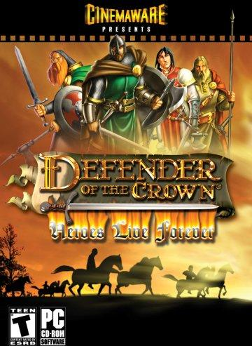 Robin Hood: Defender of the Crown (German) (PC) -- via Amazon Partnerprogramm