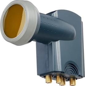 Schwaiger Sun Protect - Digitales Quattro LNB Karton anthrazit (SPS6818A 511)