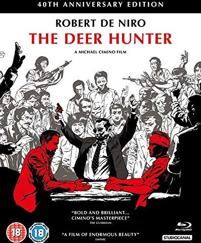 The Deer Hunter (Blu-ray) (UK) -- via Amazon Partnerprogramm