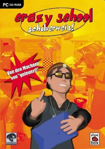 Crazy School (niemiecki) (PC) -- via Amazon Partnerprogramm
