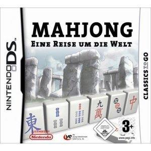 Mahjong - Eine Reise um die Welt (deutsch) (DS)