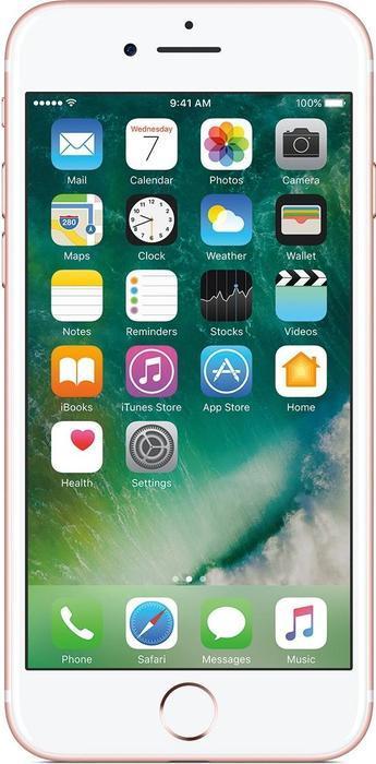 Apple iPhone 7 256GB rosegold