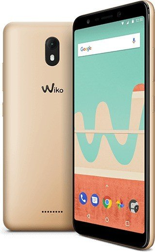 Wiko View Go gold
