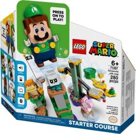 LEGO Super Mario - Abenteuer mit Luigi Starterset (71387)