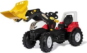 rolly toys rollyFarmtrac Steyr 6300 Terrus CVT with Front Loader (710041)