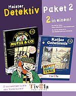 Meister Detektiv Paket 2: TKKG1: Katjas Geheimnis / Ein Fall für Mütze und Co., ab 8 Jahren (PC+MAC)